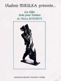 Les Elfes, Suite pour Guitare Nikita Koshkin laflutedepan.com