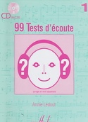 99 Tests D'écoute Volume 1 Annie Ledout Partition laflutedepan.com