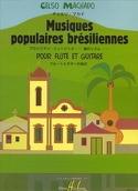 Musiques populaires brésiliennes - Flûte guitare laflutedepan.com