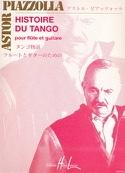 Histoire du Tango – Flûte guitare - Astor Piazzolla - laflutedepan.com