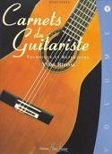 Carnets du Guitariste - Volume 1 - Yvon Rivoal - laflutedepan.com