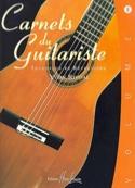 Carnets du Guitariste - Volume 2 - Yvon Rivoal - laflutedepan.com