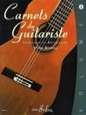 Carnets du Guitariste - Volume 3 - Yvon Rivoal - laflutedepan.com