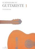 Répertoire du Guitariste Volume 1 Yvon Rivoal laflutedepan.com