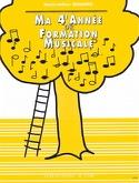 Ma 4ème année de Formation Musicale - SICILIANO - laflutedepan.com