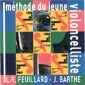 CD - Méthode du Jeune Violoncelliste FEUILLARD laflutedepan.com