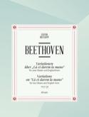 Variationen über La ci darem la mano -2 Oboen Englischhorn laflutedepan.com
