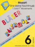 Eine kleine Nachtmusik - 1. Satz –Bläser-Ensemble - laflutedepan.com