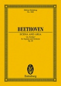 Ah, Perfido!, Opus 65 - Conducteur BEETHOVEN laflutedepan.com