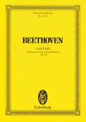 Chorfantasie c-moll Ludwig van Beethoven Partition laflutedepan.com