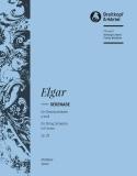 Serenade e-Moll, op. 20 - Partitur Edward Elgar laflutedepan.com