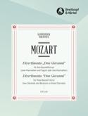 Divertimento Don Giovanni -3 Bassetthörner 2 Klar. Fag. /3 Klar. laflutedepan.com