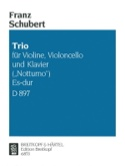 Trio (Notturno) Es-Dur D 897 - Franz Schubert - laflutedepan.com
