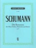3 Romanzen op. 94 –Oboe (Violine, Klarinet) Klavier - laflutedepan.com