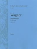Siegfried-Idyll WWV 103 - Partitur Richard Wagner laflutedepan.com