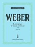 Concertino Es-Dur op. 26 –Klarinette Klavier laflutedepan.com