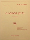 Choros n° 7 (Settimino) – Parties - laflutedepan.com