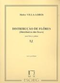 Distribuicao de Flores – Flûte et guitare laflutedepan.com