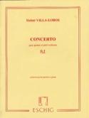 Concerto pour guitare et petit orch. -guitare piano laflutedepan.com