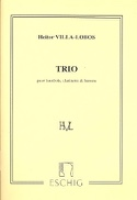 Trio Parties - Hautbois, clarinette et basson laflutedepan.com