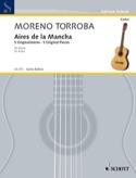 Airs de la Mancha Federico Moreno-Torroba Partition laflutedepan.com