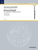 Bassnachtigall –Kontrafagott Erwin Schulhoff laflutedepan.com