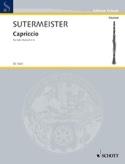 Capriccio Heinrich Sutermeister Partition laflutedepan.com