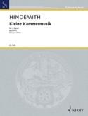 Kleine Kammermusik op. 24 n° 2 - 5 Bläser - Stimmen laflutedepan.com