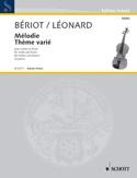 Mélodie / Thème Varié laflutedepan.com