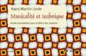 Musicalité et Technique Hans-Martin Linde Partition laflutedepan.com