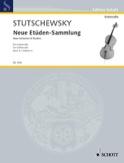 Neue Etüden-Sammlung - Bd. 4 Joachim Stutschewsky laflutedepan.com