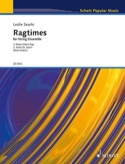 Ragtime for String Ensemble Leslie Searle Partition laflutedepan.com