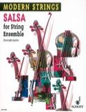 Salsa for String Ensemble Christoph Lüscher Partition laflutedepan.com