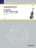 Schulwerk, Bd 1 Paul Hindemith Partition Violon - laflutedepan.com