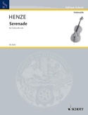 Serenade - Hans Werner Henze - Partition - laflutedepan.com