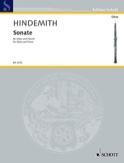 Sonate (1938) - Paul Hindemith - Partition - laflutedepan.com