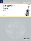 Sonate für Bratsche allein (1937) - Paul Hindemith - laflutedepan.com