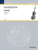 Sonate, op. 11 n° 5 - Paul Hindemith - Partition - laflutedepan.com