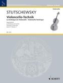 Violoncello-Technik - Volume 2 Joachim Stutschewsky laflutedepan.com