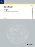 Tango –descant, treble, tenor recorders piano - laflutedepan.com