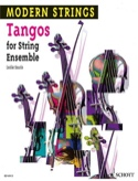 Tangos for String Ensemble - Leslie Searle - laflutedepan.com