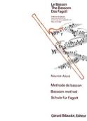 Méthode de basson Maurice Allard Partition Basson - laflutedepan.com