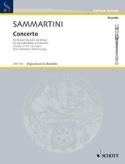 Concerto F-Dur für Sopranblockflöten - Blockflöte Klavier laflutedepan.com