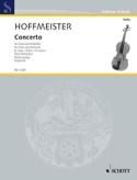 Concerto en si bémol majeur Franz Anton Hoffmeister laflutedepan.com
