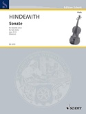 Sonate op. 31 n°4 - Paul Hindemith - Partition - laflutedepan.com