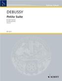 Petite suite - Bläserquintett DEBUSSY Partition laflutedepan.com