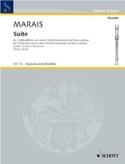 Suite g-moll -2 Altblockflöten Bc Marin Marais laflutedepan.be