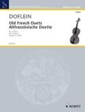 Altfranzösische Duette, Bd 3 Partition Violon - laflutedepan.com
