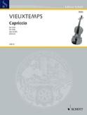Capriccio op. posth - Henri Vieuxtemps - Partition - laflutedepan.com