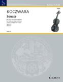 Sonate en ut majeur op. 2 n° 2 Franz Koczwara laflutedepan.com